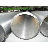 Best EN10216-2 Alloy Steel Pipe and Seamless Tube , Varnished or Polished wholesale