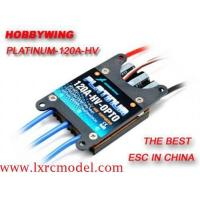 Wholesale Hobbywing Platinum 120A HV PRO ESC from china suppliers