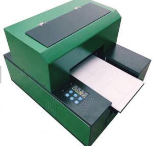 Wholesale Flatbed A3 DX5 1390 Desktop Uv Flatbed Printer , Mug Ceramic Digital Printing Machine from china suppliers