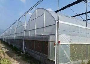 Wholesale Hot Galvanized Frame Dome Lettuces Plastic Cover Greenhouse from china suppliers