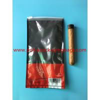 Wholesale Customized Printed Small Cigar Humidor Bags / Cigar Packaging Bag from china suppliers