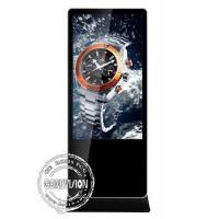 China 55 Inch Digital Signage Indoor Lcd Advertising Player Andriod System For Mecedes on sale