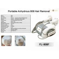 Whole Body Facial Hair Removal Laser Machine 808nm Wavelength SGS Certification for sale