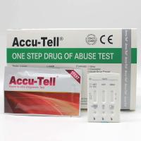 Wholesale Accu-Tell® Multi-line Drug Rapid Test Cassette (Urine) from china suppliers