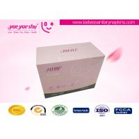 Wholesale Organic Cotton Menstrual Pads , 240mm Daily Use Disposable Sanitary Napkins from china suppliers
