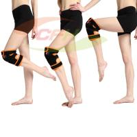 China alibaba china manufacturer outdoor sport winter heated pain relief infrared knee belt protector on sale