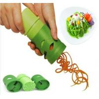 Wholesale Mini Handed Garnish Veggie Fruit Vegetable Spiral Slicer ,Vegetable twister AS SEEN ON TV from china suppliers