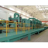 Best Semi Continuous Push Pull Pickling Line For Removing Ferric Oxide wholesale