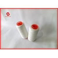 Wholesale Ring Spun Polyester Paper Cone Yarn For Knitting Gloves Wear Resistant from china suppliers