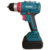 Wholesale Brushless Cordless 20V Electric Screwdriver Drill Lithium 38NM 2x Battery CE Certificate from china suppliers