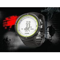 Wholesale Sports Watch with Hiking Compass, Altimeter, Barometer, Storm Alarm 30M Waterproof FX800 from china suppliers