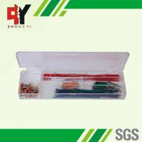 Best ROHS Solderless Breadboard Kit Physics Jumper Wire Cable Box wholesale
