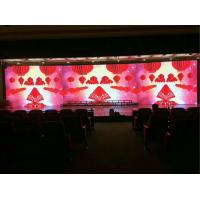 Fast Installation Noiseless LED Screens for Events, P4.81 Indoor Stage LED Display