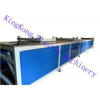 Buy cheap Fiberglass Pultrusion Machine FRP Moulded Ladder / Handrails Pultrusion Line from wholesalers