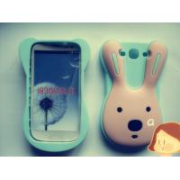 Wholesale 3D Silicone Cell Phone Case Rabbit Phone Covers For Samsung Galaxy I9300 from china suppliers