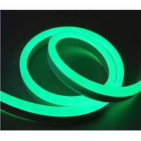 Wholesale Green Cover LED Neon Flex Strip Decorative Lighting Solution Low Power Consumption from china suppliers