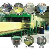 China Standard Fully Automatic Horizontal Foam Production Line For Making Sponge on sale