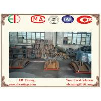 Wholesale ASTM A128 Grade C Mn Steel Parts for Crushers 150mm Thick EB12002 from china suppliers
