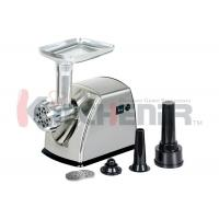 Wholesale Heavy Duty Meat Grinder Chicken BonesMachine With Sausage Stuffer And W/ 3 Cutting Plates from china suppliers