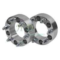 6061-T6 Billet Aluminum  wheel spacer adapter 6X5.5-6X5.5-14X1.5-2Thickness 108MM for sale