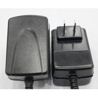 China 100 - 240V 24V 1.9A AC Switching Power Supply Black Color Energy Star VI Efficiency for sale