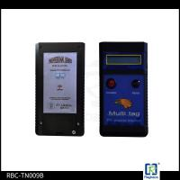 Quality Compact Size Handheld RFID Reader LF RFID Chip And Tag Reader RBC - TN009B for sale