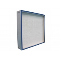 Wholesale Medical GMP Gel Seal EN 1822 H13 / H14 HEPA Filter System For Clean Room from china suppliers