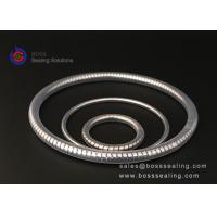 Wholesale SPRING ENERGIZED O RINGS PTFE FEP PFA encapsulated spring o-rings high temperature and high pressure resist from china suppliers