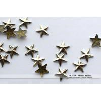 China china rhinestone color sheet heat transfer star convex copper,convex star heat transfer copper jx0725 on sale