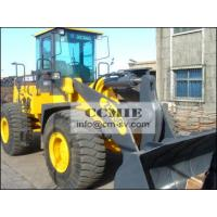 Wholesale 5 Ton Earth Moving Equipment , Strong Carrying Capacity Tractor Front End Loaders from china suppliers