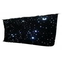 Buy cheap IP33 LED Curtain Lights Star Cloth Backdrops For Nightclub Stage Wedding from wholesalers