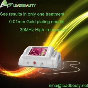 150W input power spider veins removal/vascular vein removal machine