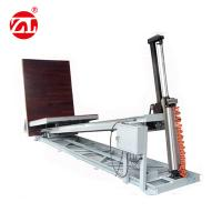 Wholesale GB/T 4857 Packaging Inclined Carton / Paper Impact Testing Equipment from china suppliers