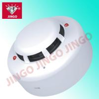 Dual led lights conventional fire alarm detectors smoke detector 2 wires