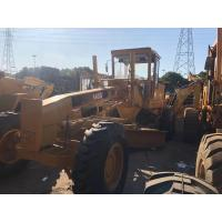 Quality Used Motor Grader CAT 140G Motor Diesel Grader Second Hand for sale