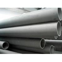 Best Exhaust Steel Tube Welded Stainless Steel Tube SUS409L / SUS439 / SUS436L / SUS346S wholesale
