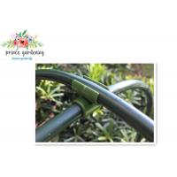 Wholesale Heavy Duty Green Flower Garden Plant Supports Stake With Plastic Coated from china suppliers