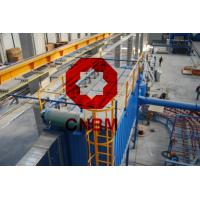 Wholesale National Standard Fiber Cement Board Machine , Building Material Machinery 500m2 / Shift from china suppliers