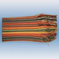 Wholesale 100% Acrylic Multicolor Warp Knitted Scarf from china suppliers
