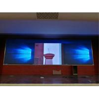 Wholesale P4 Mm Indoor Advertising Front Service LED Display Wide Viewing Angle High Refresh Rate from china suppliers