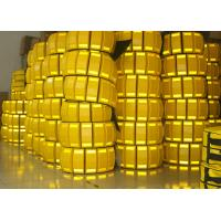 3 Meters Temporary Speed Bumps PP Material Double Sides Reflective