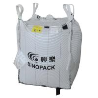 Large Conductive Bulk Bags Used In Transportation Chemical Powders