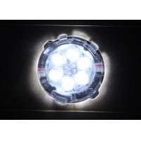 Wholesale 6led 30mm Outdoor Green Color DC24V 0.6W IP67 Pixel Led Light from china suppliers