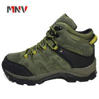 Wholesale New Products 2018 Innovative Hot Sale Waterproof Trekking Mountaineering Mens Hiking Boots From China Factory from china suppliers