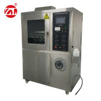 Wholesale IEC 60587 6000V High Voltage Stainless Steel Tracking Index Universal Test Machine from china suppliers