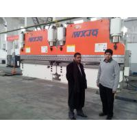 Wholesale CNC Tandem Press Brake Machine 320 Ton 6 M Two Press Cnc Bending Machine from china suppliers