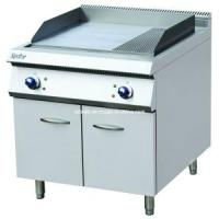 Wholesale Full Stainless Steel Electric Griddle with Cabinet from china suppliers