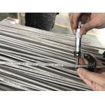 China ASTM A213 / ASME SA269 TP304 Stainless Steel Seamless Tube Boiler Tube 8*1*6M for sale