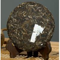 Wholesale Flavored Raw Pu Erh Tea Cake , Top Grade Chinese Puer Tea Slimming Tea from china suppliers