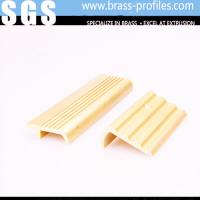 China Brass Anti-slip Strip for Stairs / Non-slip Nosings on sale
